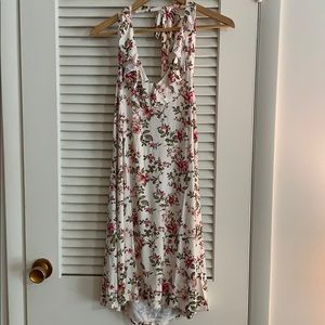 American Eagle halter dress, NWT, size Large